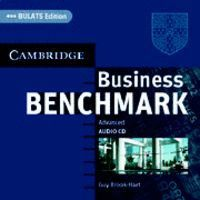 BUSINESS BENCHMARK ADVANCED AUDIO CD BULATS EDITION