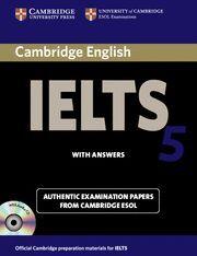 CAMBRIDGE IELTS 5 SELF STUDY PACK
