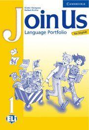 JOIN US FOR ENGLISH 1 LANGUAGE PORTFOLIO