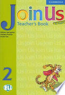 JOIN US FOR ENGLISH 2 TEACHER´S BOOK