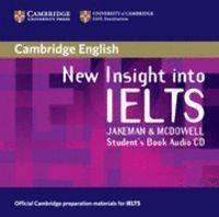 NEW INSIGHT INTO IELTS STUDENT´S BOOK AUDIO CD