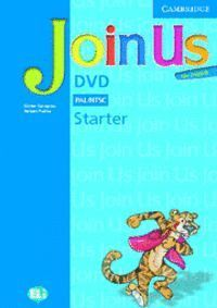 JOIN US FOR ENGLISH STARTER DVD