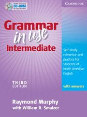 GRAMMAR IN USE INTERMEDIATE STUDENT'S BOOK WITH ANSWERS AND CD-ROM 3RD EDITION