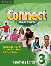 CONNECT LEVEL 3 TEACHER'S EDITION 2ND EDITION