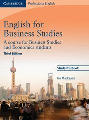 ENGLISH FOR BUSINESS STUDIES STUDENT'S BOOK 3RD EDITION