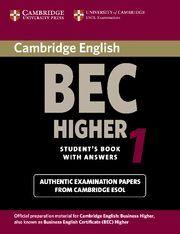 CAMBRIDGE BEC HIGHER 1