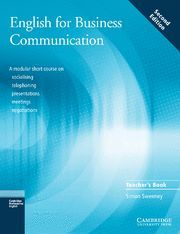 ENGLISH FOR BUSINESS COMMUNICATION TEACHER'S BOOK 2ND EDITION