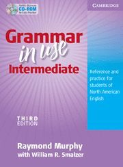 GRAMMAR IN USE INTERMEDIATE STUDENT'S BOOK WITHOUT ANSWERS WITH CD-ROM 3RD EDITION