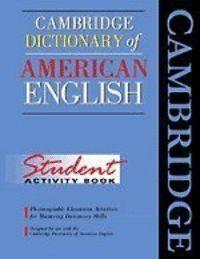 CAMBRIDGE DIC.AMERICAN ENGLISH AB