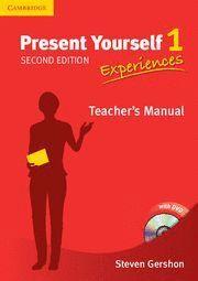 PRESENT YOURSELF 1 TEACHERS BOOK +DVD