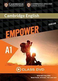 EMPOWER START A1 CLASS DVD