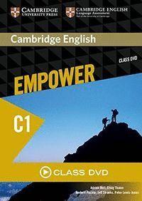 EMPOWER ADVANCED C1 CLAS DVD