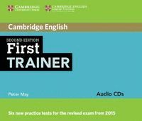 2ND. ED. FIRST TRAINER FOR 2015 EXAMS AUDIO CD´S (3) (2015 EXAM)