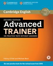 ADVANCED TRAINER SIX PRACTICE TESTS WITHOUT ANSWERS WITH AUDIO (2015 EXAM)