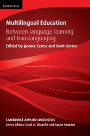 MULTILINGUAL EDUCATION BETWEEN LANGUAGE LEARNING AND TRANSLANGUAGING