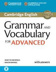 GRAMMAR VOCABULARY ADVANCED SELF-STUDY VOCABULARY PRACTICE