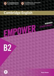 EMPOWER UPPER INTERMEDIATE WORKBOOK WITHOUT ANSWER AND DOWNLOADABLE AUDIO