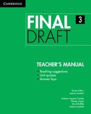 FINAL DRAFT LEVEL 3 TEACHER'S MANUAL