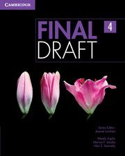 FINAL DRAFT LEVEL 4 STUDENT'S BOOK WITH ONLINE WRITING PACK