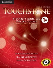 TOUCHSTONE LEVEL 1 STUDENT'S BOOK WITH ONLINE COURSE A (INCLUDES ONLINE WORKBOOK) 2ND EDITION