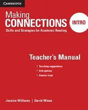 MAKING CONNECTIONS INTRO TEACHER 2ED 16