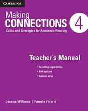 MAKING CONNECTIONS 4 TEACHER 2ED 16