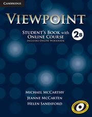 VIEWPOINT LEVEL 2 STUDENT'S BOOK WITH ONLINE COURSE B (INCLUDES ONLINE WORKBOOK)