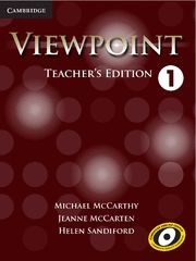 VIEWPOINT LEVEL 1 TEACHER´S EDITION WITH ASSESSMENT AUDIO CD/CD-ROM