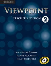 VIEWPOINT LEVEL 2 TEACHER´S EDITION WITH ASSESSMENT AUDIO CD/CD-ROM