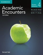 ACADEMIC ENCOUNTERS LEVEL 4 STUDENT´S BOOK READING AND WRITING 2ND EDITION