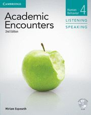 ACADEMIC ENCOUNTERS LEVEL 4 STUDENT´S BOOK LISTENING AND SPEAKING WITH DVD 2ND EDITION