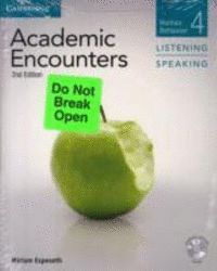 ACADEMIC ENCOUNTERS LEVEL 4 2 BOOK SET (STUDENT´S BOOK READING AND WRITING AND STUDENT´S BOOK LISTEN