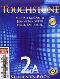 TOUCHSTONE BLENDED PREMIUM ONLINE LEVEL 2 STUDENT´S BOOK A WITH AUDIO CD/CD-ROM, ONLINE COURSE A AND