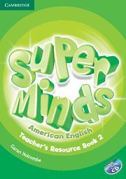 SUPER MINDS AMERICAN ENGLISH LEVEL 2 TEACHER´S RESOURCE BOOK WITH AUDIO CD