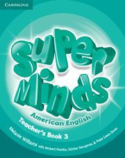 SUPER MINDS AMERICAN ENGLISH LEVEL 3 TEACHER´S BOOK