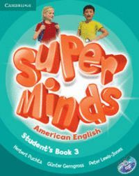 SUPER MINDS AMERICAN ENGLISH LEVEL 3 FLASHCARDS