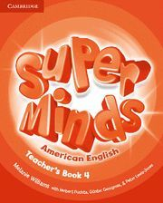 SUPER MINDS AMERICAN ENGLISH LEVEL 4 TEACHER´S BOOK