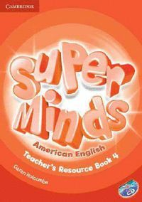 SUPER MINDS AMERICAN ENGLISH LEVEL 4 FLASHCARDS