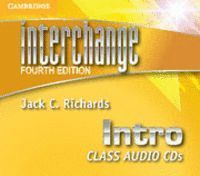 INTERCHANGE INTRO CLASS AUDIO CDS (3) 4TH EDITION