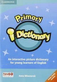 PRIMARY I-DICTIONARY 1 STARTERS CD-ROM (HOME USER)
