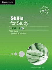 SKILLS FOR STUDY LEVEL 2 STUDENT´S BOOK WITH DOWNLOADABLE AUDIO