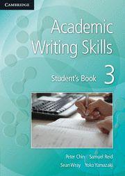 ACADEMIC WRITING SKILLS 3 STUDENT´S BOOK