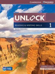 UNLOCK LEVEL 1 READING AND WRITING SKILLS STUDENT´S BOOK AND ONLINE WORKBOOK