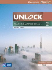 UNLOCK LEVEL 2 READING AND WRITING SKILLS STUDENT´S BOOK AND ONLINE WORKBOOK