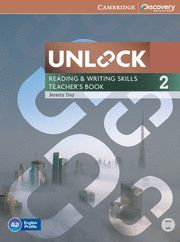 UNLOCK LEVEL 2 READING AND WRITING SKILLS TEACHER´S BOOK WITH DVD