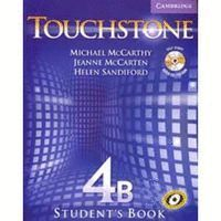 TOUCHSTONE BLENDED PREMIUM ONLINE LEVEL 4 STUDENT´S BOOK B WITH AUDIO CD/CD-ROM, ONLINE COURSE B AND