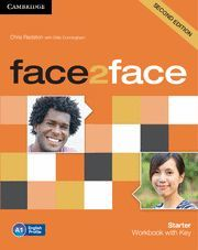 FACE 2 FACE STARTER WORKBOOK WITH KEY SECOND EDITION