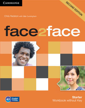FACE2FACE STARTER (2ND ED). WB WITHOUT KEY