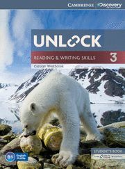 UNLOCK LEVEL 3 READING AND WRITING SKILLS STUDENT´S BOOK AND ONLINE WORKBOOK
