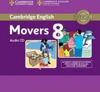 CAMBRIDGE ENGLISH YOUNG LEARNERS 8 MOVERS AUDIO CD